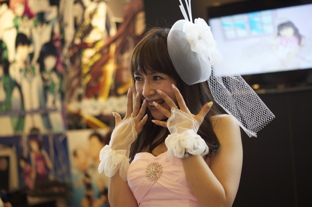 Airly à Japan Expo 2014 – Showcase jour 1