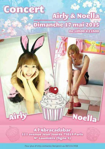 Flyer Airly et Noella